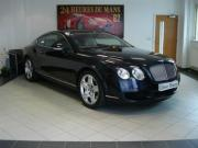 View Bentley Continental GT 6.0 W12 Coupe Auto (AD-1921) (2004) in Blue Sapphire (Automatic)