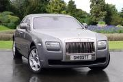 View Rolls Royce GHOST SALOON 4dr Auto - AD-1936 (2011) in Jubilee Silver Metallic (Automatic)