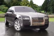 View Rolls Royce GHOST SALOON 4dr Auto - AD- (2011) in Gunmetal Metallic (Automatic)