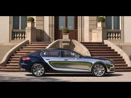 Bugatti 16C Galibier Concept Promo