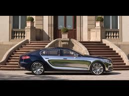Bugatti 16C Galibier Concept Promo