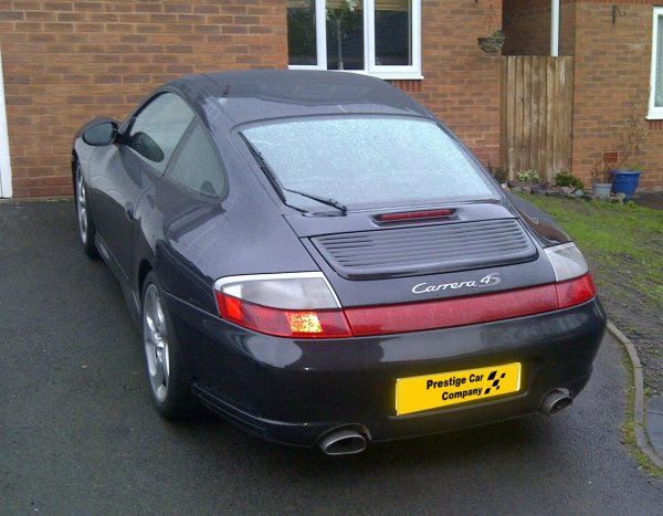 Porsche 911 996 4s For Sale