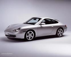 Porsche 996 Carrera Parts Catalog